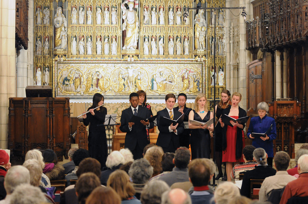 Final Performance at Lindsey Chapel, 2011