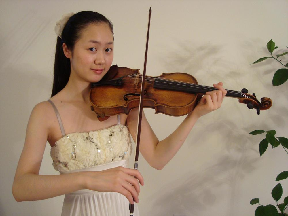 Yuki Beppu, violin