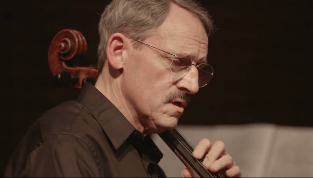 Timothy Eddy, cello | Credit:  Heifetz Institute