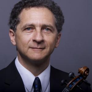 Saul Bitran, violin, mentor
