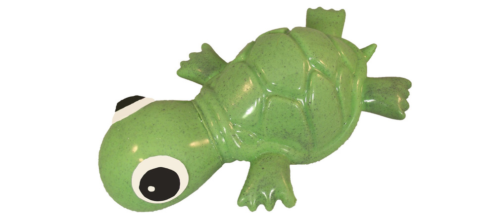 Retreads Recycled Toy - 3-Play Turtle