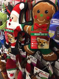 What is St. Nick bringing your pup? These are awesome stocking stuffers!