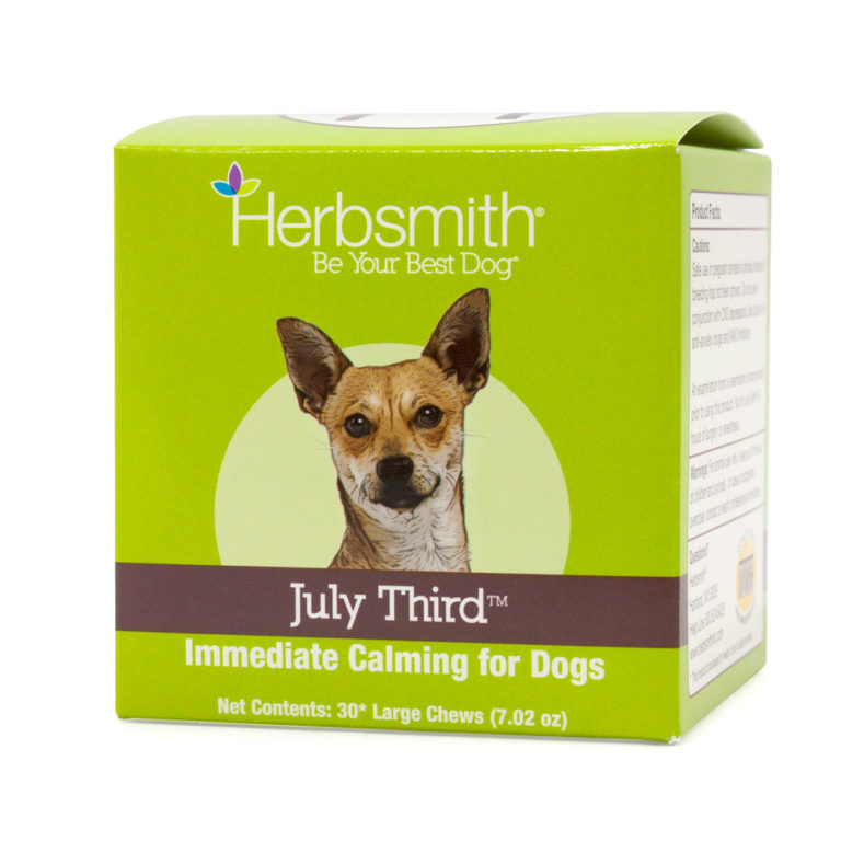 Herbsmith July Third Chews for Dogs