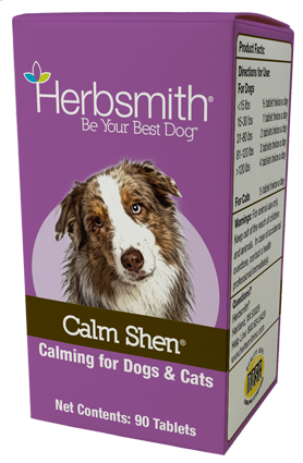 Herbsmith Calm Shen Powder for Dogs & Cats