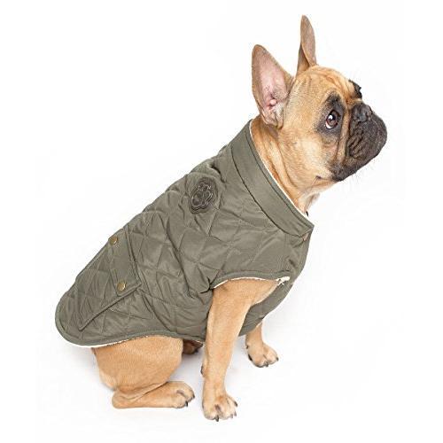Canada Pooch City Scape Coat -