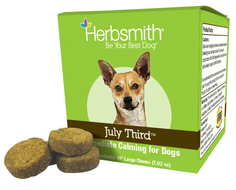 Herbsmith July Third Chews
