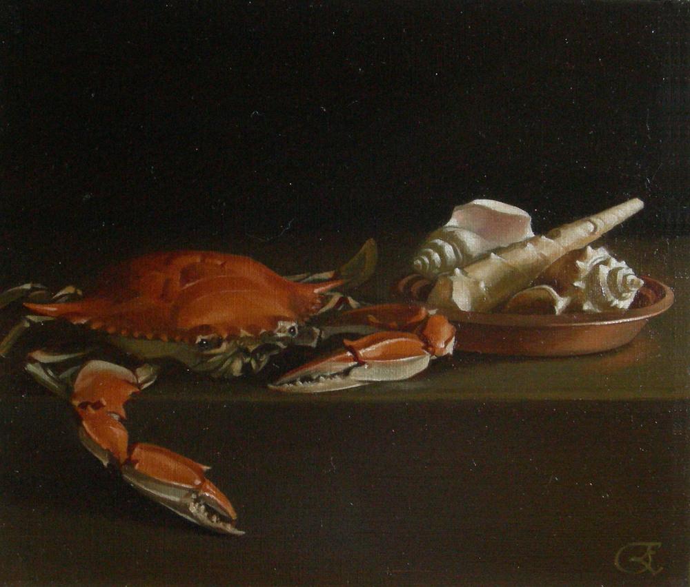 """""""Crab & Shells"""""""