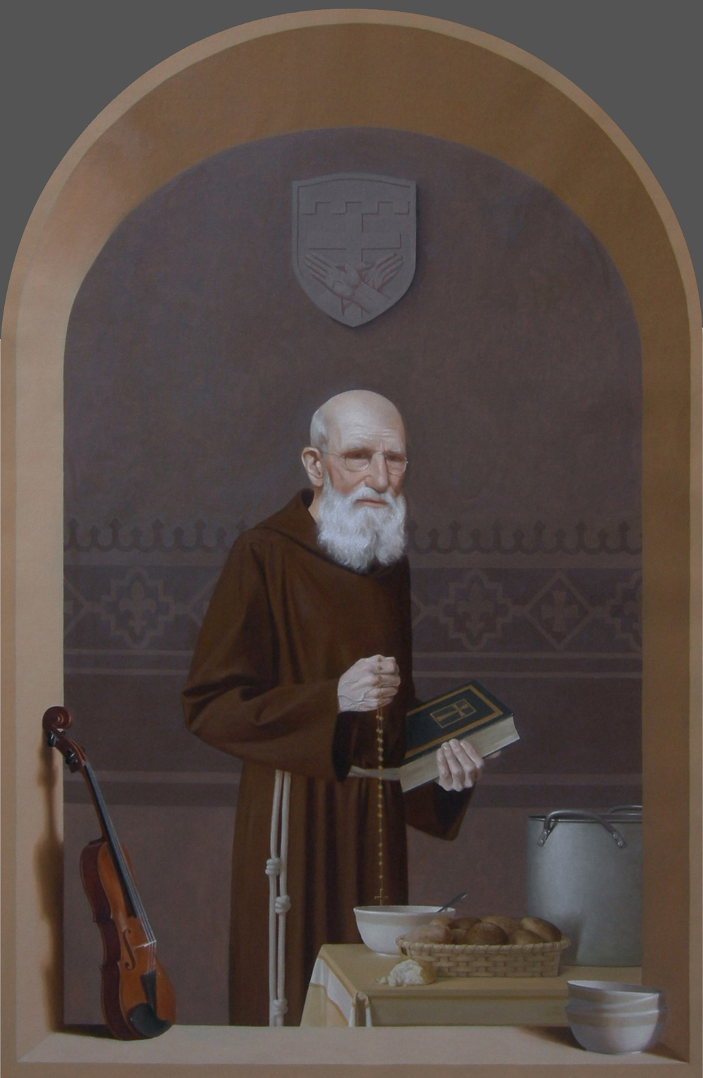 """Venerable Father Bernard Francis Casey"""