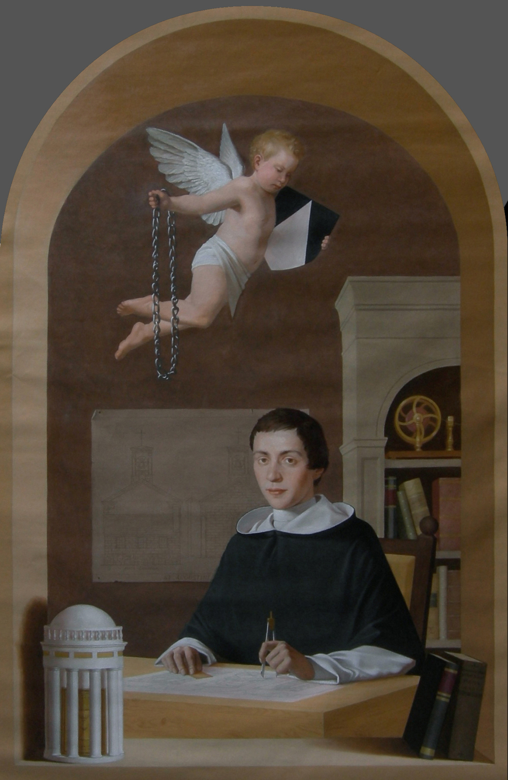 """Father Samuel Charles Mazzuchelli, O.P."""