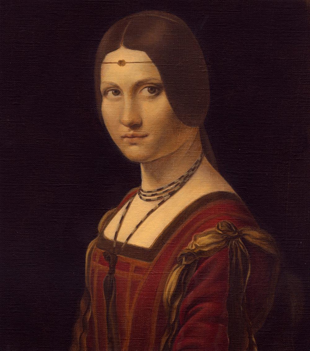 """La Belle Ferronnière"""
