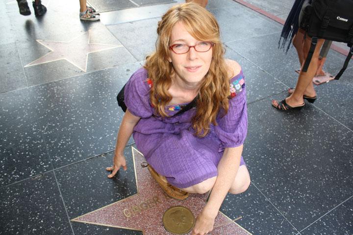 HI from Hollywood, CA
