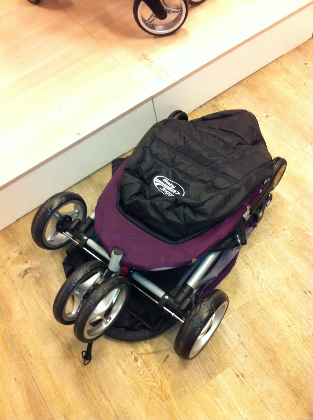BabyJogger City Elite - reisetrille