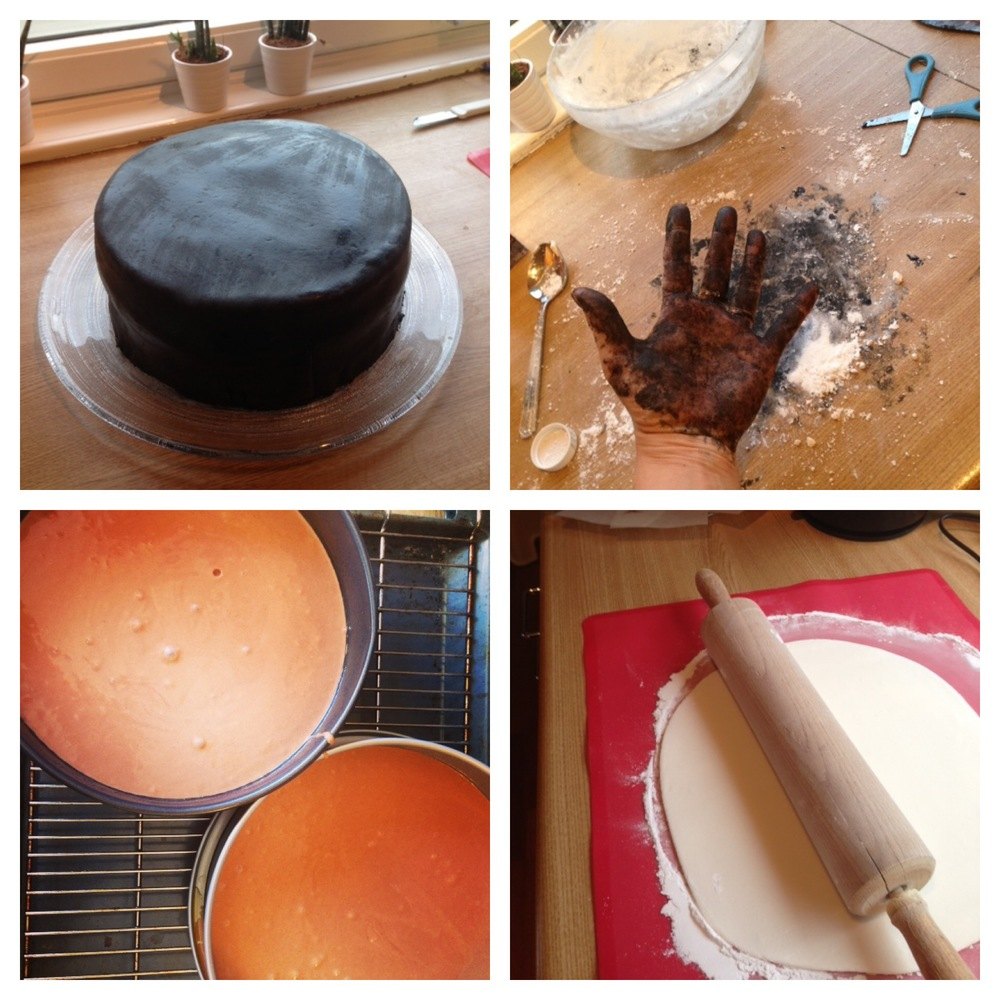 Bakingens enkle trinn, fritt for kliss og klass