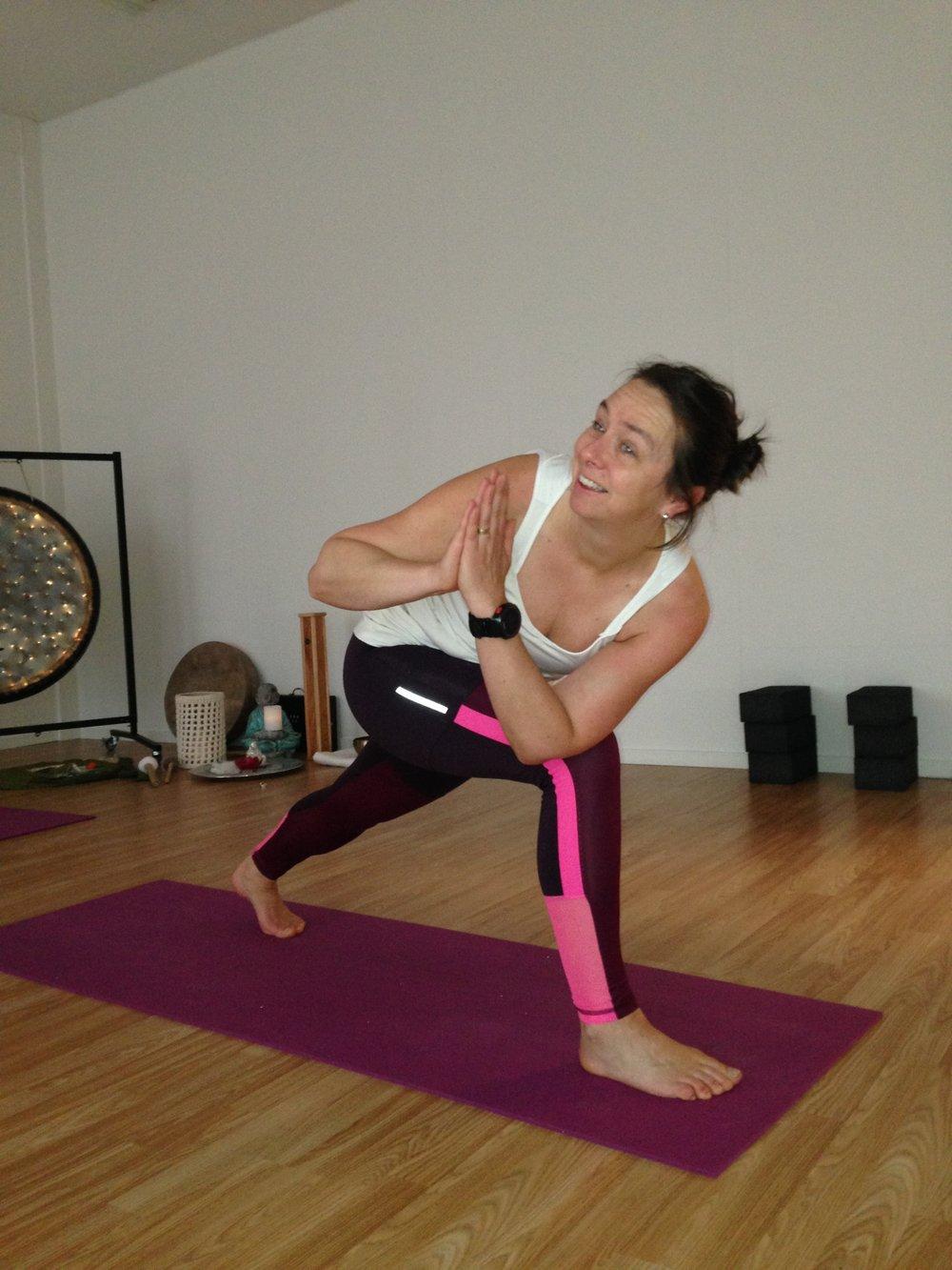 Yoga - nybegynner!