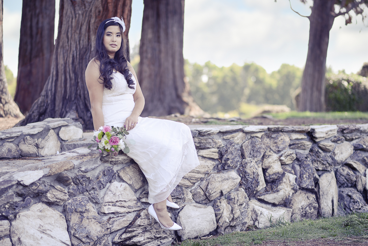 Bay Area Bridal Portraits