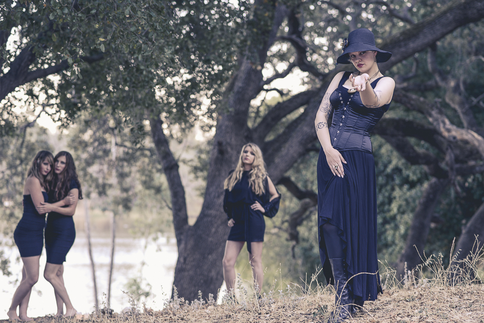 bay area fashion editorial coven horror by alycia creative