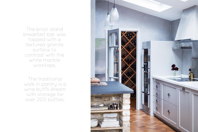 Clissold Park — Mark Lewis Interior Design