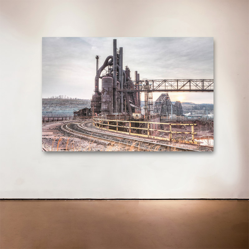 "Glory Days, 2015 Medium: Sublimation on Aluminum Dimensions and Edition Size: 48""x72"", Edition of 7 