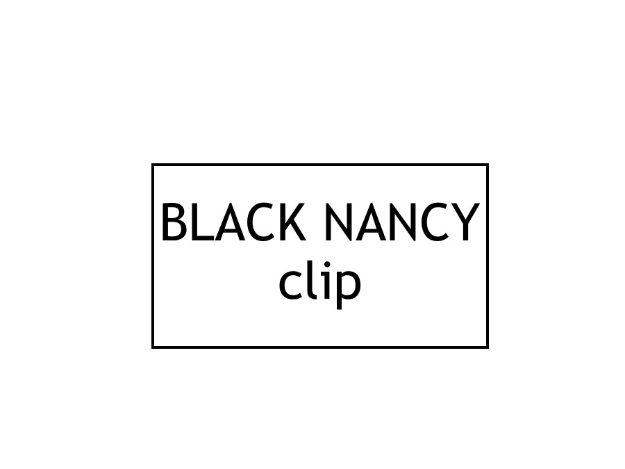 black nancy