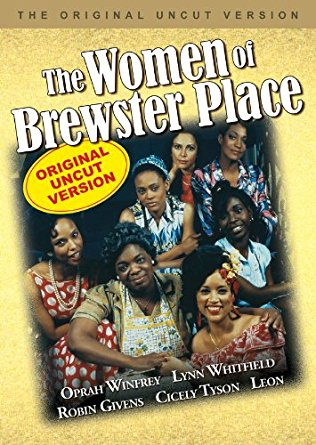 """The Women of Brewster Place"" by Gloria Naylor    click picture for AUDIOBOOK SAMPLE"