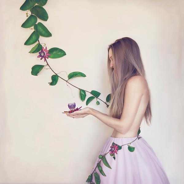 Passiflora #1 - The Secret Garden series