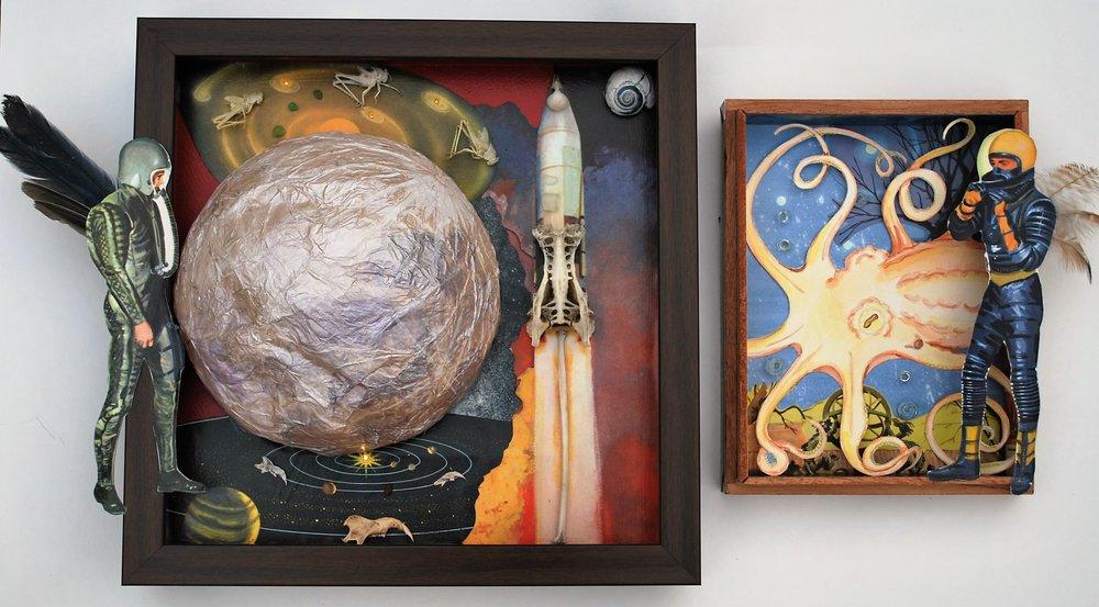 Cosmic I and II
