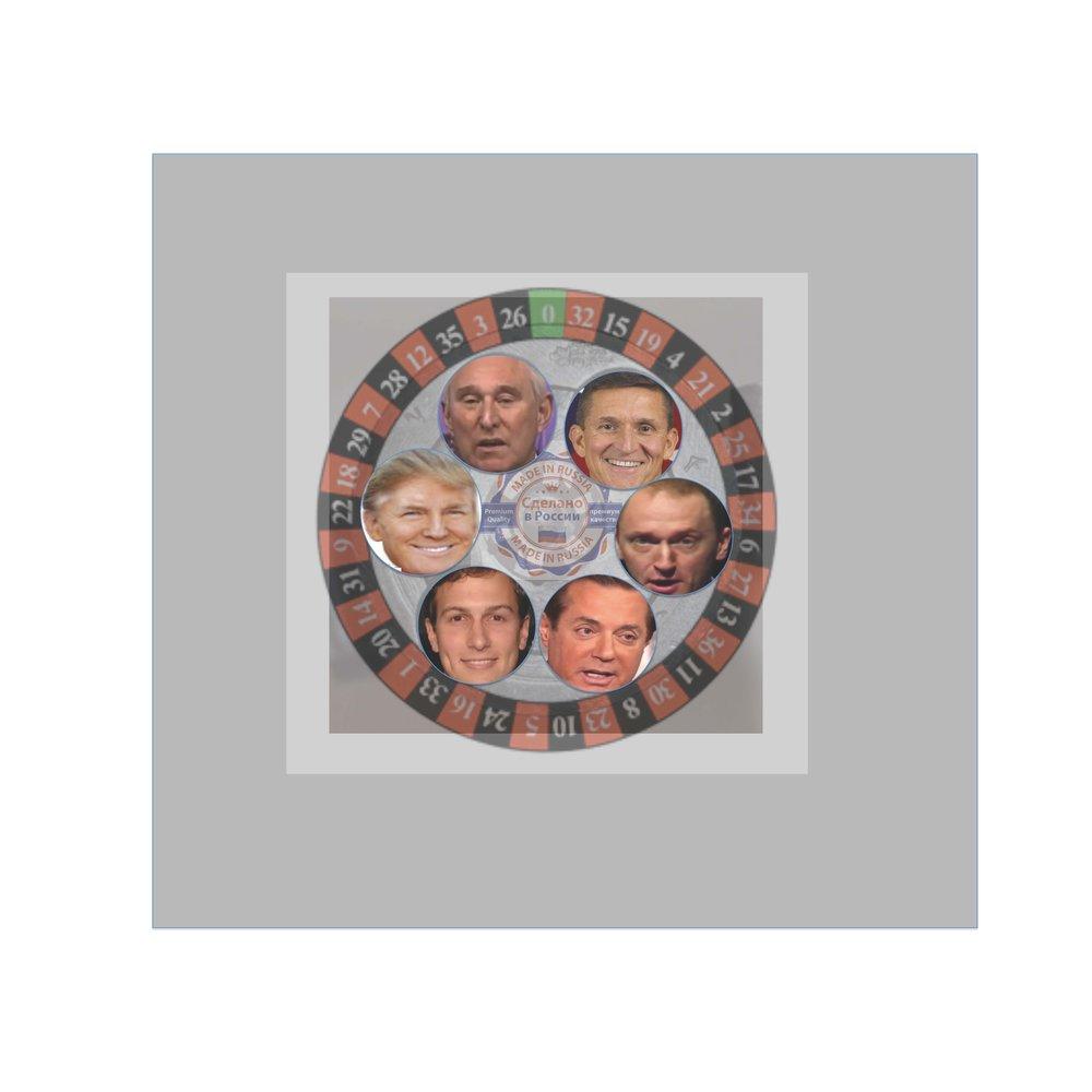 Trump Russian Roulette