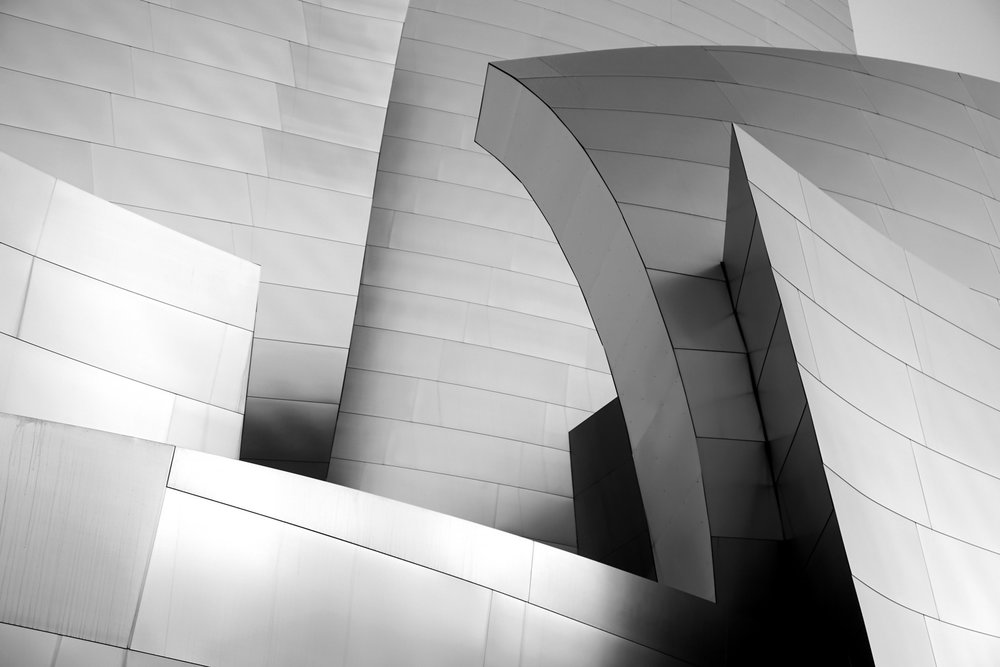 The Disney Hall