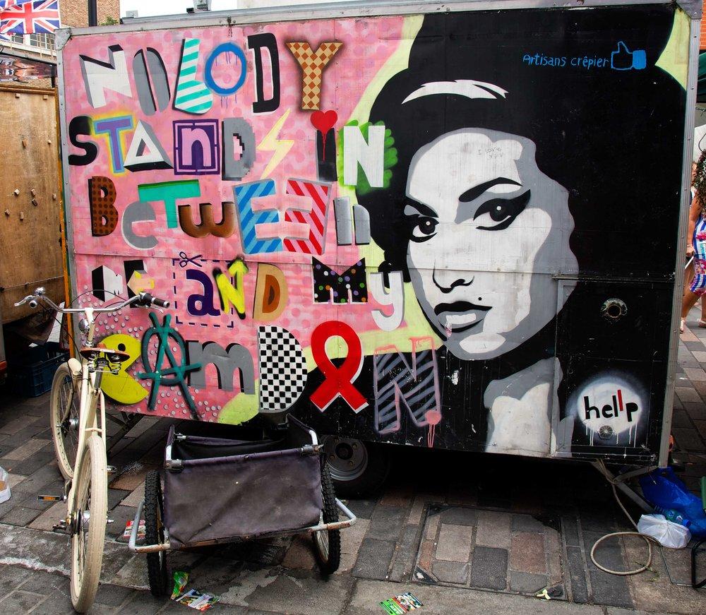 Camden Town, England