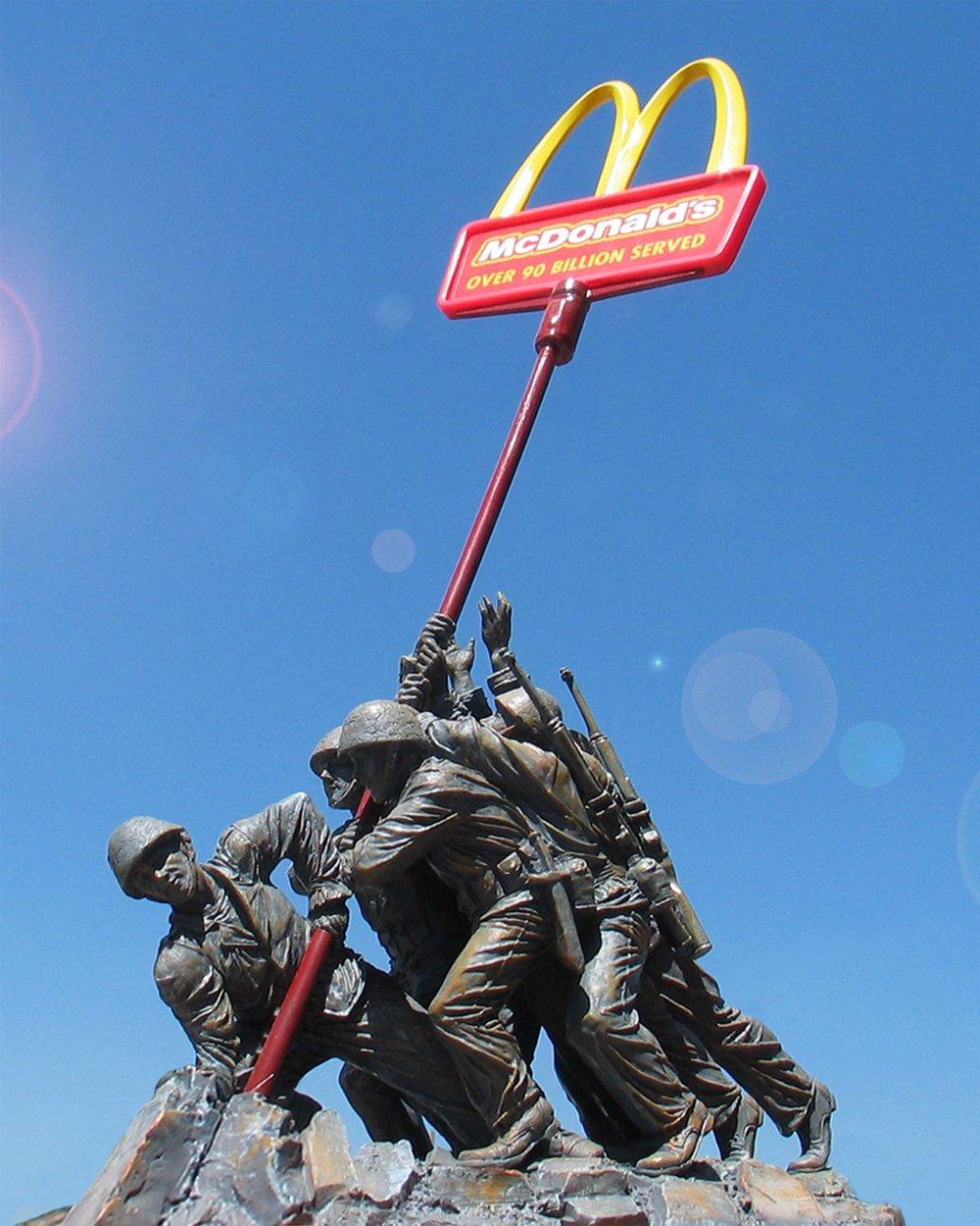 Corporate war memorial
