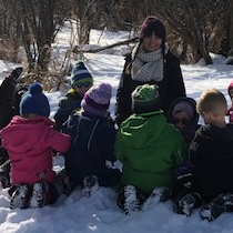 Felicia Ollenberger - ECE, Forest School Practitioner