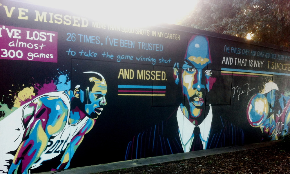 MJ. Exterior Wall, Stucco. 30' x 9'
