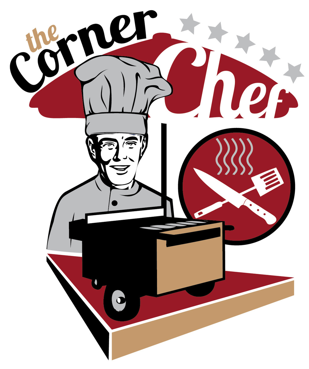 The Corner Chef. Food Cart. San Diego, CA