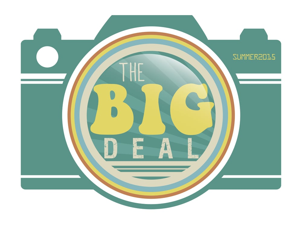 """The Big Deal"" Summer Photography Bundle by Foto Promos."