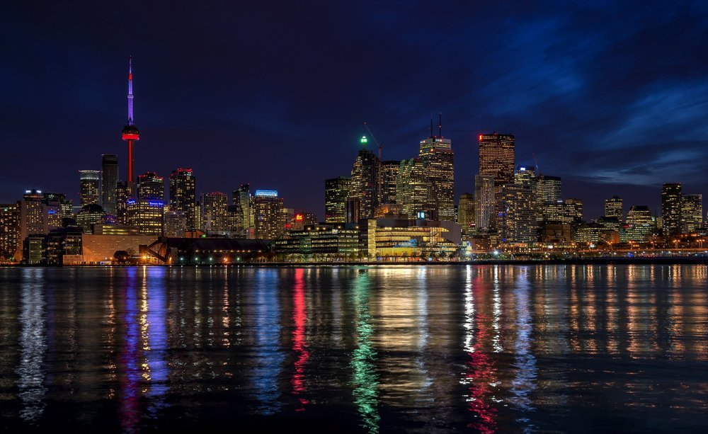 Chris Pepper Toronto Syline