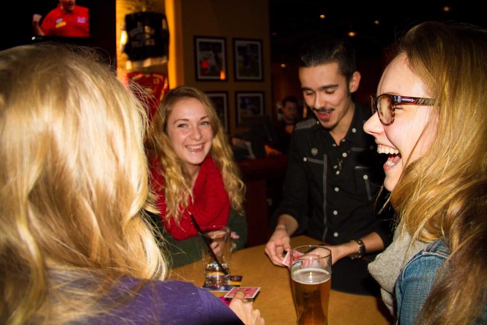 Magic at Boston Pizza Esplanade