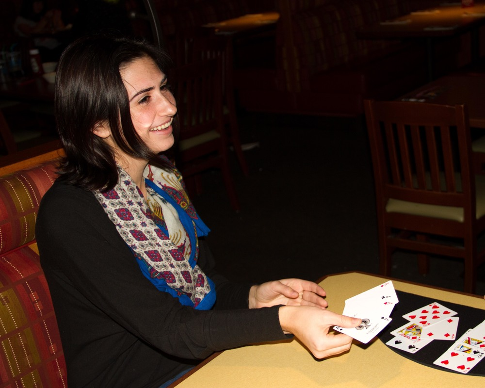 Magic at Boston Pizza Esplanade
