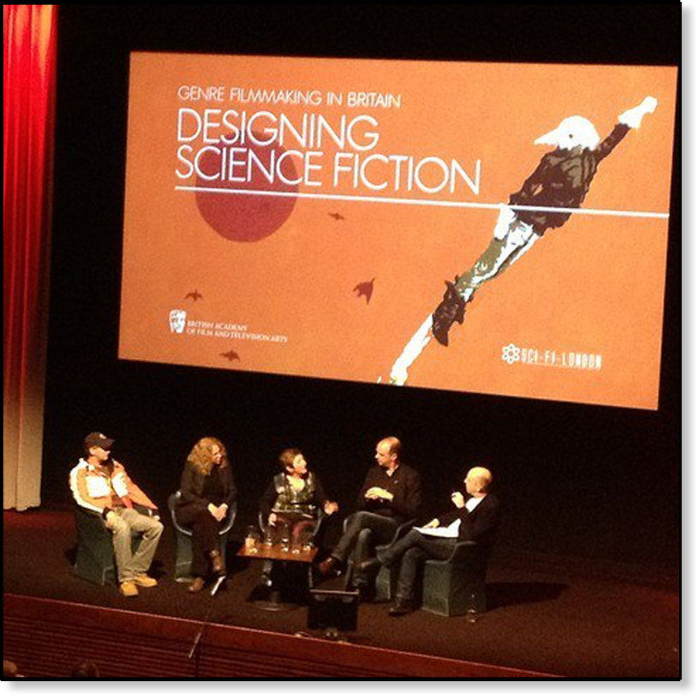 BAFTA Q&A ON SCIENCE FICTION PRODUCTION DESIGN