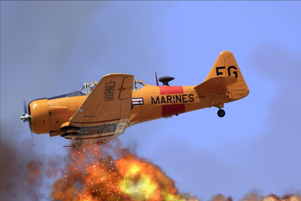 North American T-6G Texan I
