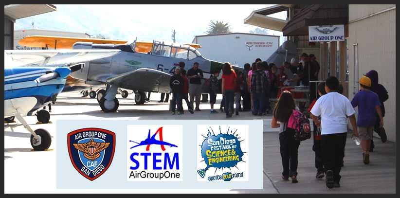 A-STEM at Air Group One