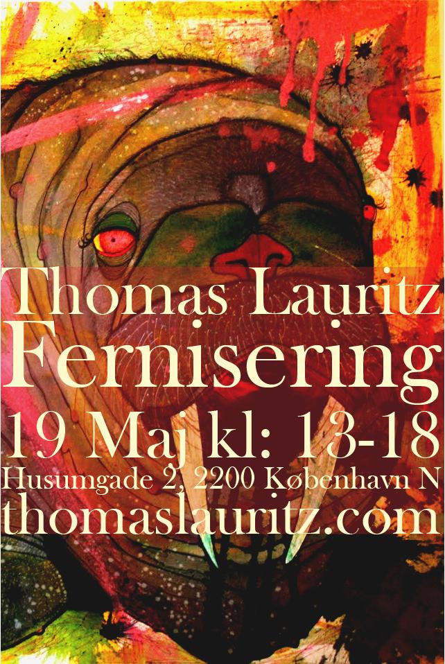 Thomas Lauritz (Solo show) John Nordmands Studio 2011