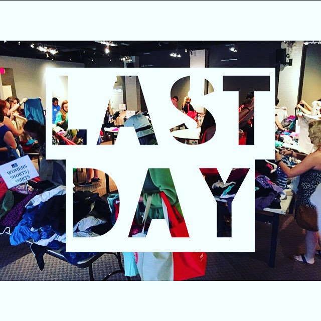 HEY YO! Today's the LAST DAY to drop yo Stuff off for the Swap! You've got til the end of business hours today to get to College Park @downtowncredo or @wholefoodswpk! If you must you can bring your items to the Swap tomorrow but it will be $5 extra! Can't wait to see you in our NEW larger location at @eco_rollins! #OPP #otherpeoplesproperty #swap #orlando #407 #eco