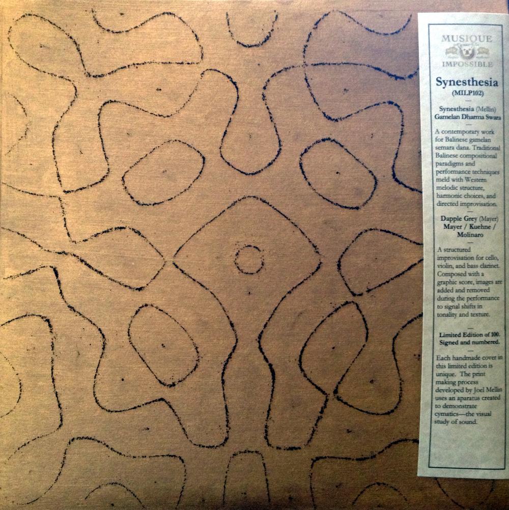 Synesthesia Album Cover