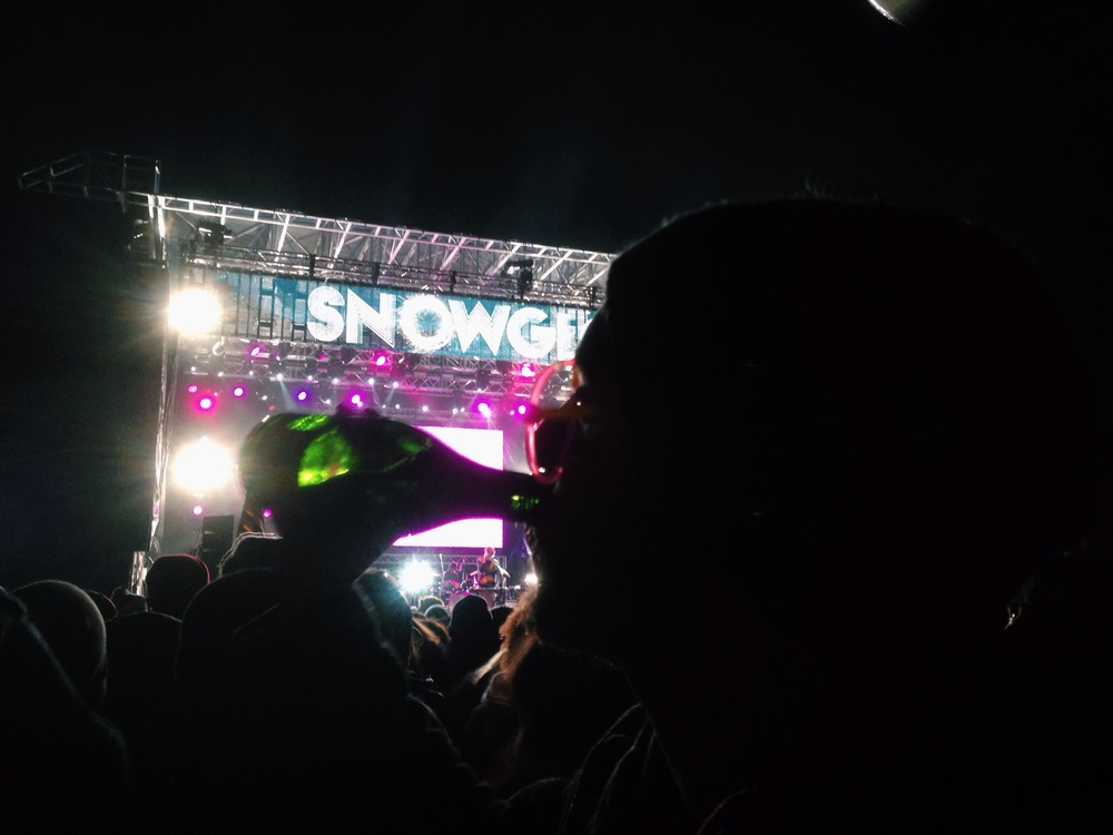 SnowGlobe Music Festival New Years