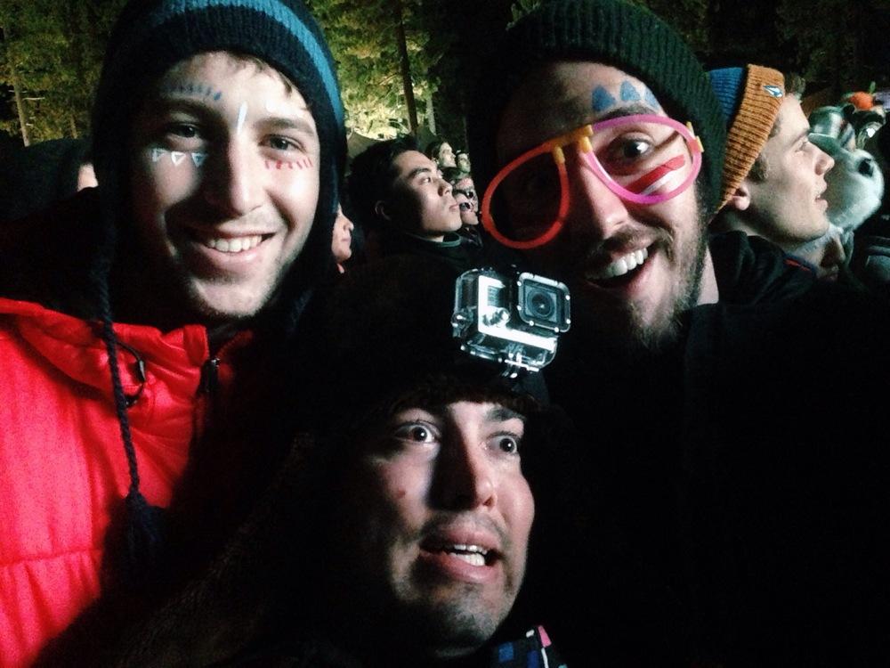 SnowGlobe Music Festival GoPro