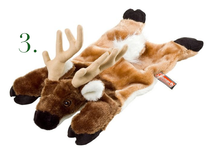 Coleman Elk Dog Toy