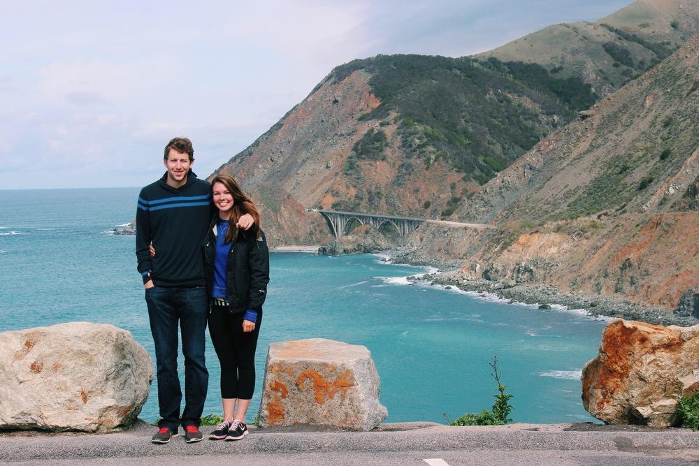 Big Sur Vistas