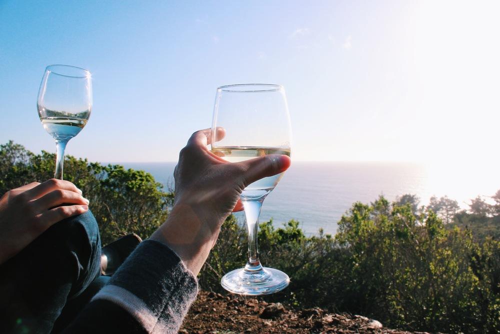 Treebones Resort Wine Tasting