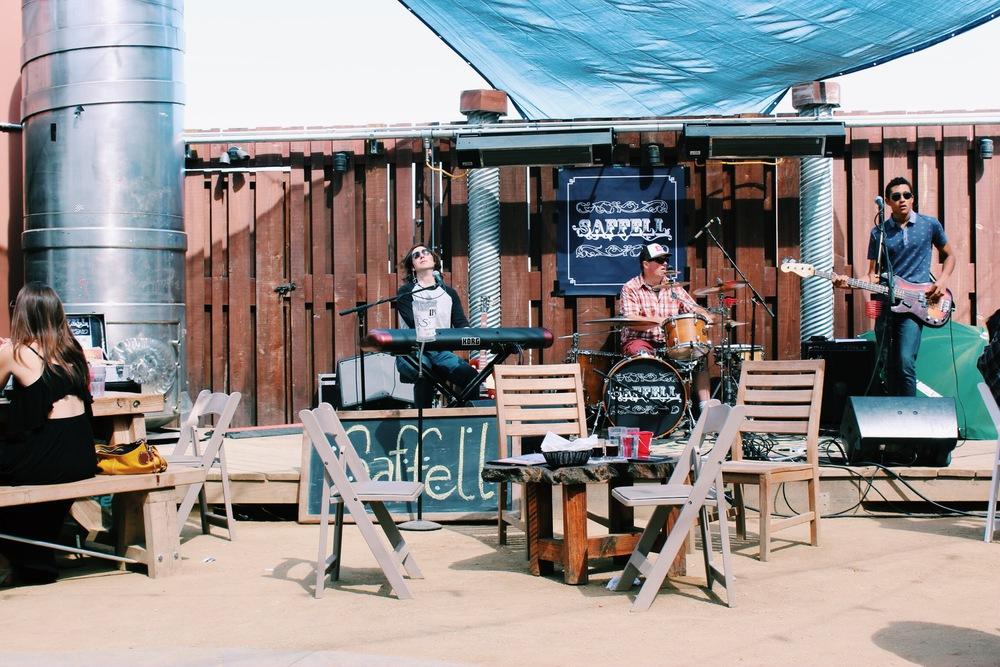 Lagunitas Brewery Live Music