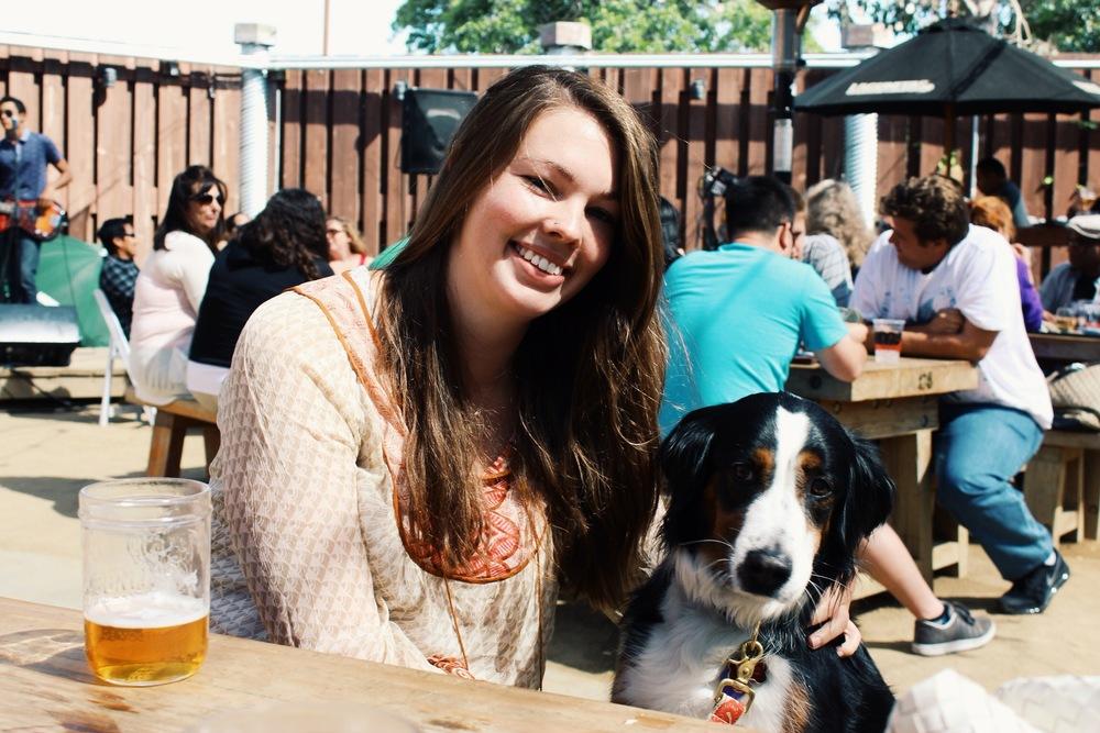 Lagunitas Brewery Dog